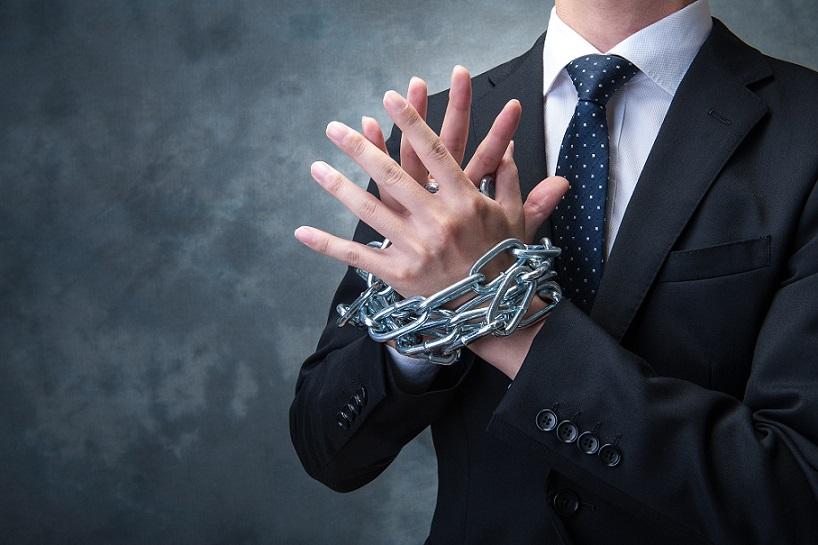 企業によるコンプライアンス違反への処分